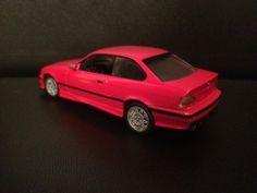 1/43 BMW M3 E36 By Minichamps