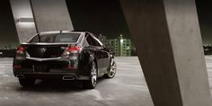 2013 Acura TL SH-AWD with Advance Package in Graphite Luster Metallic | Acura.com