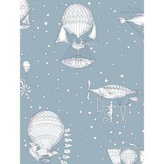 Buy Galerie Jack N Rose Junior at Wallpaper Trail. FREE UK P&P on all Galerie Jack n Rose Junior wallpapers. Balloon Wall, Balloon Garland, Balloon Decorations, Air Balloon, Balloons, Boys Wallpaper, Wallpaper Online, Wallpaper Bedroom Vintage, Nursery Wallpaper