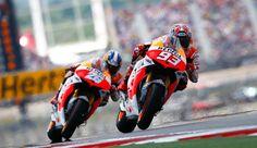 MotoGP – Vídeo: Os melhores momentos dos testes de Márquez e Pedrosa em Jerez