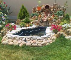 11 Εντυπωσιακά συντριβάνια για τον κήπο σου! | exypnes-idees.gr Outdoor Furniture Sets, Outdoor Decor, Garden Ideas, Gardening, Home Decor, Decoration Home, Room Decor, Lawn And Garden, Landscaping Ideas
