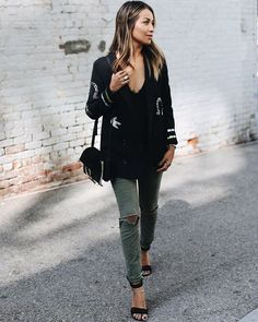 All about patches like this @storets blazer ❤️ | New look on SINCERELYJULES.COM