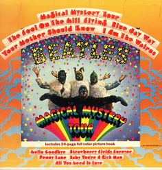 The Beatles: Magical Mystery Tour.