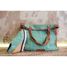 Shoe & Bag green set