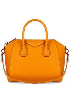 Givenchy - Women's Accessories - 2014 Fall-Winter, Pumpkin! HT