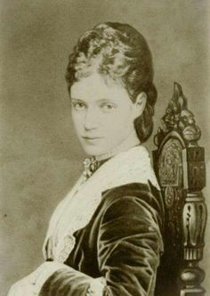 "Empress Marie Feodorovna of Russia. ""AL"""