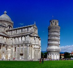 Piza, Italy - Google Image Result for http://2.bp.blogspot.com/_9CFmS5xV8RM/S9QLiipFU7I/AAAAAAAAISY/aKpJwKpoYEA/s1600/Leaning%2Btower%2Bof%2BPiza%2BItaly.jpg