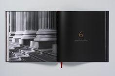 New Brand Identity for Ten Trinity Square by Pentagram — BP&O Japanese Graphic Design, Modern Graphic Design, Editorial Layout, Editorial Design, Layout Design, Design Design, Design Ideas, Property Branding, Property Design