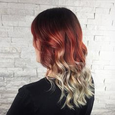 cool 25 Stunning Blonde and Red Hair Ideas – For the Redheads and the Blondes
