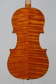 Luca Baratto - Violin, Stradivari Model year 2013