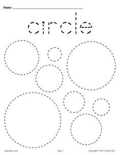 Line Tracing Worksheets for Preschool. √ Line Tracing Worksheets for Preschool. Tracing Horizontal Lines Preschool Basic Skills Fine Motor Preschool Writing, Free Preschool, Preschool Lessons, Preschool Learning, Kindergarten Worksheets, In Kindergarten, Preschool Activities, Circle Crafts Preschool, Toddler Worksheets