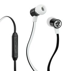 JLab Audio Gift Guid Best Gifts For Him - Bass Earbuds - Black/White