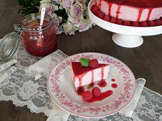 no} Pudding Desserts, Raspberry, Fruit, Food, Essen, Meals, Raspberries, Yemek, Eten