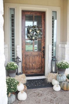 You will leave with all these ideas! There are a lot of ideas hereso easy but so elegantrustic and fresh! How much did you love each one of these wonderful Fall Farmhouse Ideas! If you aren't… * More info could be found at the image url.