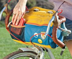 Check out our newest innovation - The Barrel Bike Bag!  http://shop.alitedesigns.com/alite-barrel-bike-bag.html