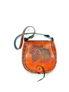 Your place to buy and sell all things handmade Pocahontas Dress, Vintage Bags, Brass Hardware, Leather Satchel, Aud, Vegan Leather, Saddle Bags, Clutches, 1970s
