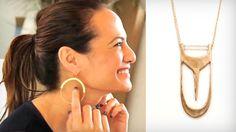 Eco-chic jewelry