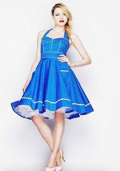 Hell Bunny Dresses - Wanda Dress - www.jackoflondon.co.uk