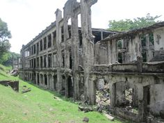 Ruins of Corregidor