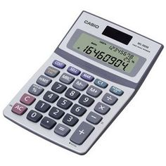Casio MS-300M Desktop Calculator