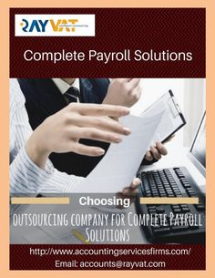 Why you choosing a payroll services provider for small business