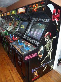 Popeye arcade cabinet | The Arcade is on Fire | Pinterest | Arcade ...
