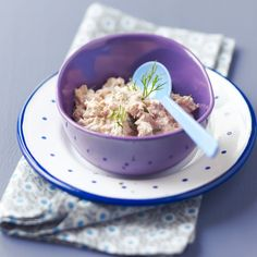 Découvrez la recette des rillettes extra de thon