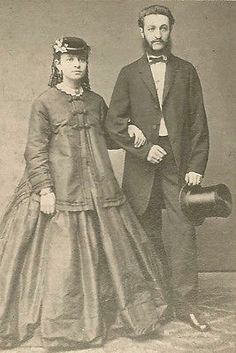 Handsome Couple in High Fashion Germany | eBay