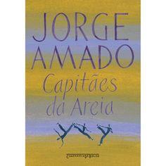 Os melhores livros: Capitães da Areia de Jorge Amado.