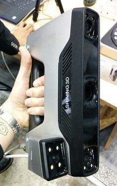 shining 3d scanner