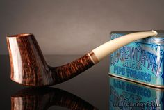 Walt Cannoy Pipes » Cannoy Smooth Volcano – 092714-1