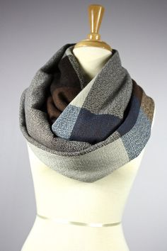 Hey, I found this really awesome Etsy listing at https://www.etsy.com/listing/173696450/mens-plaid-scarf-brown-scarf-navy-scarf