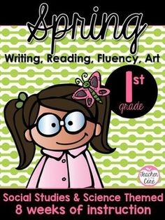These passages are perfect for fluency, comprehension, and close reading.  The writing lessons and smart art make each unit well rounded, rigorous, and darling! Each unit can be bought individually for $3; however, they are $2 each when bundled here.When this unit is fully loaded in you will get 8 of each* 8 Fluency/ Comprehension passages* 8 Question and answer pages for quizzing or close reading* 8 Writing Lessons* 8 Art Projects* 8 Bulletin Board Phrases What Units Are Currently IncludedApril...