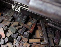 justgotmade_letterpress Letterpress, Journal, Chocolate, How To Make, Design, Typography, Schokolade, Journal Entries, Letterpress Printing