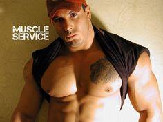 TGIF! #bannonmen #muscleservice Gauge, Austin 2003