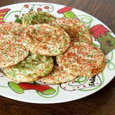 Foolproof Gluten Free Snickerdoodles #glutenfree #christmas #cookies