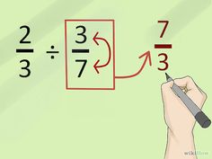 How to Divide Fractions #mathematics #math #school