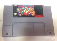 Super Punch-Out (Super Nintendo SNES, 1994) GAME ONLY - TESTED - FAST SHIPPING!