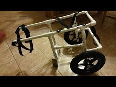 Front Wheel Wheelchair Attachment How To Build A Dog