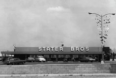 Vintage Stater Bros Riverside