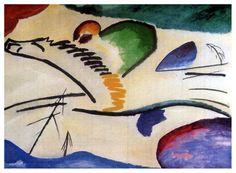 illuminations: Il codice segreto di Kandinsky è nascosto in quel cavallo che corre verso il futuro