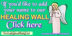 Archangel Raphael Healing Wall - Angel Healing - Healing requests - Healing messages
