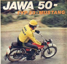 Mustang, 50cc, Car Posters, Classic Bikes, Retro, Motocross, Motorbikes, Cars Motorcycles, Automobile