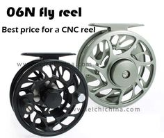 06N CNC Fly Reel - Anglers Addiction