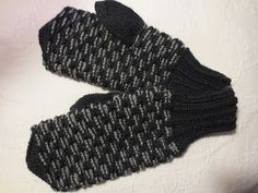 warm mittens/kennolapaset