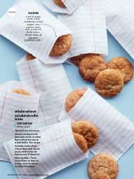 "I saw this in ""Better (for You) Bake Sale"" in Martha Stewart Living September 2014."