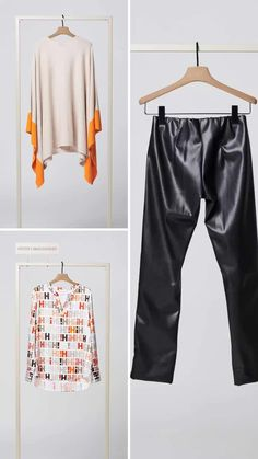 Fall Outfits For Work, Autumn Day, Fashion Over 40, Neue Trends, Black Pants, Parachute Pants, Trousers, New Fashion Trends, Black Slacks