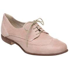 Buy Dune Lindi Lace Up Brogue Shoes, Pink online at JohnLewis.com - John Lewis