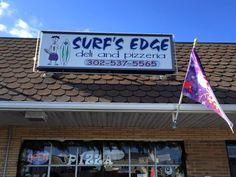 10. Surf's Edge Deli and Pizzeria, Fenwick Island