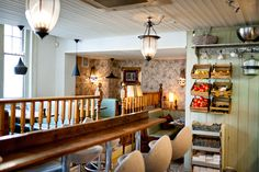 The Garrison  London- such a cute place for  brunch
